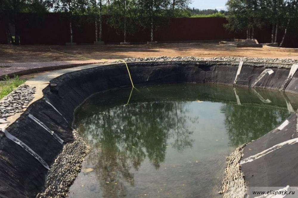 Жидкая гидроизоляция для водоемов гидроизоляция подвалов изнутри мембранные материалы